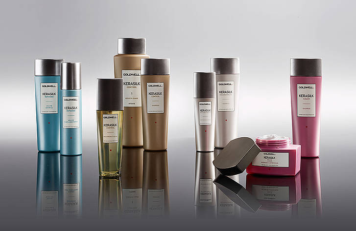 Молекула красоты KERASILK PREMIUM HAIR CARE GOLDWELL